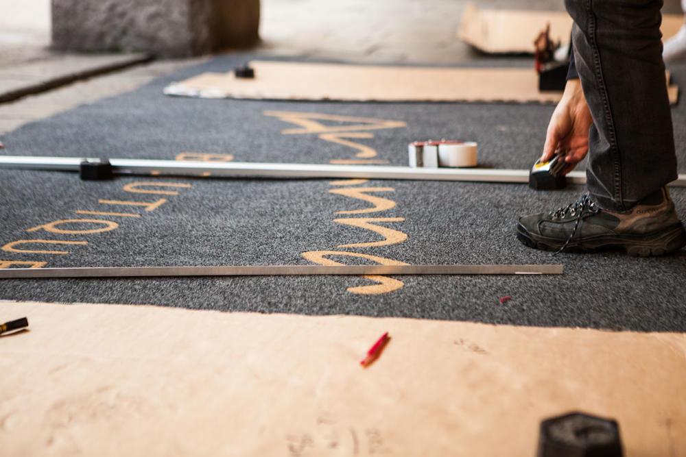 tappeto nero stampato misura, costo, prezzo, vicenza, venezia, treviso, padova